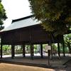 旗岡八幡神社の絵馬殿