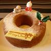 タミパンとホットケーキミックスでクリスマスケーキ