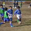 ゼンニチカップ争奪サッカー大会(2年生)