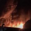 影像!群馬県伊勢崎市宮子町で工場火災!爆発音があった場所はどこ?
