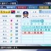 T.ウッズ(中日)【パワナンバー・パワプロ2018】