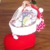 クリスマスブーツに好きなものを詰めてみました!