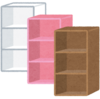 【カラーボックス|処分】カラーボックスを処分!【世田谷区】