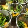 2020年11月 子ども食堂実施報告 メニューは「チキンのトマト煮込み」「秋野菜サラダ」などなど
