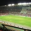 セレッソ大阪の応援に初めてヤンマースタジアム長居に行きました!