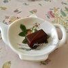 【砂糖】やはりケーキを頼むと後悔、でもチョコレートは好き