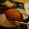 【まるけい】大須にある老舗和食店で上質な海老しんじょ定食ランチ