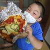 チャウスはたけの楽校~味濃い野菜でピザ作り【活動レポート】
