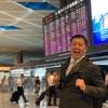 中国語版を確認しに……上班族旅客!