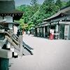 葵祭の前の下鴨神社・二眼レフ AutocCord
