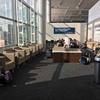 【ユナイテッドラウンジ|レビュー】アメリカ·ニューアーク・リバティ空港(EWR)のユナイテッドラウンジ