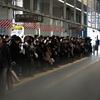 台風関東直撃し公共交通機関朝の通勤時見合わせで大混乱。なんと効率の悪い社会なのか