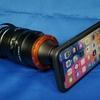 【iPhone 11とオールドレンズ】ulanzi DOF adapterはiPhoneとオールドレンズという夢のコンビを実現