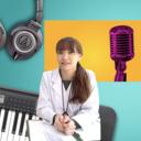 精神科医Dr.Chikaの「音楽療法新聞」
