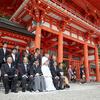 """京都・下鴨神社で激安神前式をしました【格安業者""""和婚スタイル""""レビュー】"""
