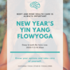 NewYear's Yin Yang FlowYOGAclass