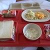 術後8日目の食事 〜H29.1.26