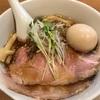 特製醤油中華そば/新宿/中華そば流川/新宿区