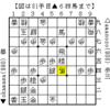 棋譜&ワンポイント振り返り