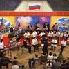 冬レンジャー大抽選会で、吹奏楽団の演奏を聴いてきました♪