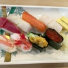 でかいシャリで食べ応えはあります ∴ 誠寿司 川下店