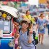 初めてのバンコク旅行でポートレイト撮ってもらったからみんな見て~~~!