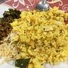 インド風中華料理とレトルトカレー