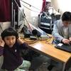 おやこ世界旅みかりん&トノちゃん初「ふたりで」かほくラジオ出演!聴いてね!