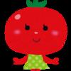 プランターのトマト、初収穫!!