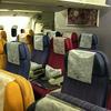 09年末特典 東南アジアぐるり(3) TG673便機内