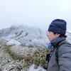 2019年登山始めは伊予富士へ