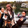 Hi Pirate Jay 連続出演中の AkkiePJ(あっ氣〜与利(笑)↑↑