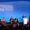 シリア難民人道支援に1兆2800億円を拠出する国家首脳の思惑とは?