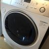 シャープ ドラム式洗濯乾燥機 ES-H10C レビュー