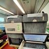 JRE POINT 400ポイントで乗れる E235系普通列車グリーン席