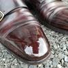 【革靴・鏡面磨き】靴磨きは見た目もかっこよくなるし、保護にもなるし一石二鳥!