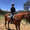 大自然の中で乗馬✨✨ - コロラド旅行記①