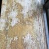 塗膜剥離のメンテナンス【木工用みつろうクリーム】