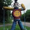 タイヤロボット/北海道足寄郡足寄町
