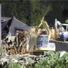 台風で増水の川に車転落、60歳男性死亡…高知