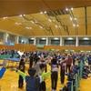 調布市小中学生オープン卓球大会