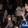 タイ国王の姉が首相候補として総選挙に出馬