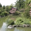 京都御苑・夏のトンボ池一般公開の帰り『九条邸跡』