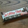 【プロテインバー】 Universal NutritionのDoctor's CarbRiteダイエットバーを食べてみたよ