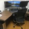 デスクワークが多いひとり社長の作業環境(デスク・椅子・パソコンなど)