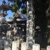 「白山社」(江南市尾崎町)