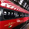イタリアの高速鉄道・Italoを利用した(ラウンジ、車内設備等)