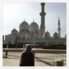 アブダビ旅行記 [6] グランド モスクのこと