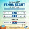 Serie A: 準決勝の結果