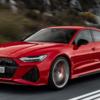 【新型】アウディ RS7スポーツバック モデルチェンジ 2021年モデル